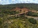 Ponte sobre o rio parnaiba